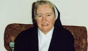 Sister Aloysius, who's funeral is today, founded the Francis House trust in  1990.