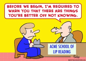 Iit cannot be right that there is only one lip-reading course left in Greater Manchester