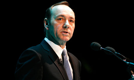Kevin spacey is one of many actors who has spoken against the downgrading of the arts.