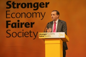 Lib Dem Pensions minister Steve Webb is making sure Pensioners have more control over their pension pots