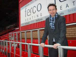 As you can see, safe standing is not a return to the terraces of the 1970's or early 80's.